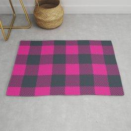 I'm a Lumberjack…in Pink Rug