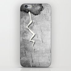 There's a storm a brewin iPhone & iPod Skin