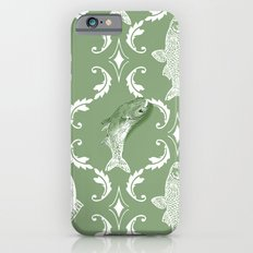 In which a fish frees itself (green option) iPhone 6s Slim Case