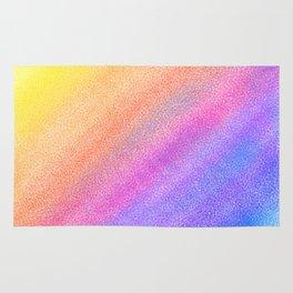 Rainbow Living Rug