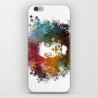 the lion king iPhone & iPod Skins featuring Lion King by jbjart