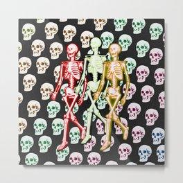 Con Los Muerto camino Metal Print