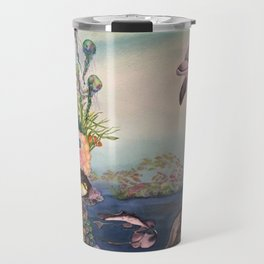 Journey Under the Sea by Maureen Donovan Travel Mug
