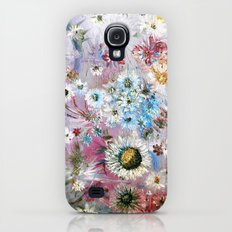 Field of Daisies 2 Galaxy S4 Slim Case