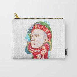 Abstract Pablo Picasso Carry-All Pouch
