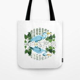 Wekiwa Springs Tote Bag