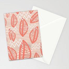 Autumn Leaf Stationery Cards