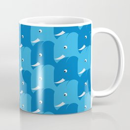 Happy Elephants Coffee Mug