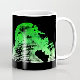 Logic vs Imagination Coffee Mug