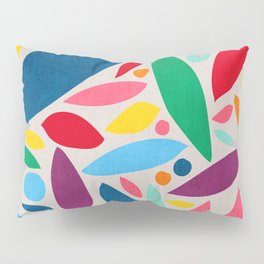 Found Objects Pillow Sham