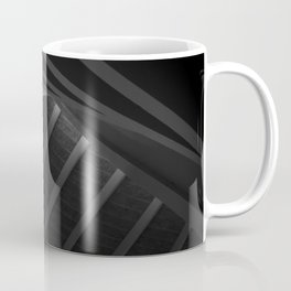 Architecture Geometry - Design Museum Coffee Mug
