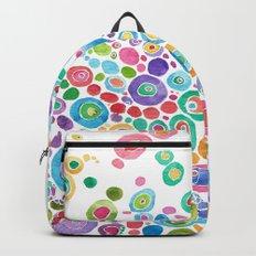 Inner Circle - white Backpack