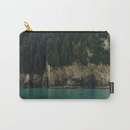 Alaskan Ocean Carry-All Pouch