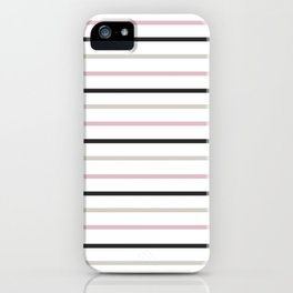 Simply Stripes iPhone Case