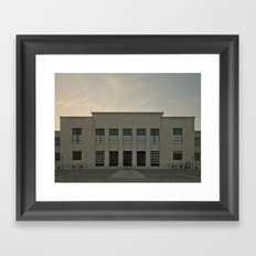 Lisboa Art Deco #05 Framed Art Print