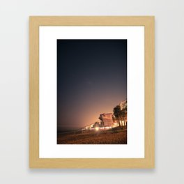 Nightguard Framed Art Print