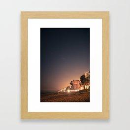 Nightguard Framed Art Print
