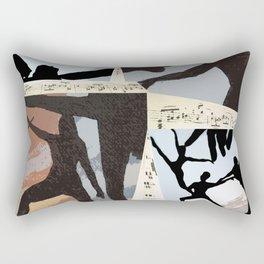 Arts of the Creators Rectangular Pillow