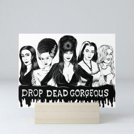 Ladies of Fright Mini Art Print
