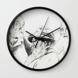 Impression Wall Clock