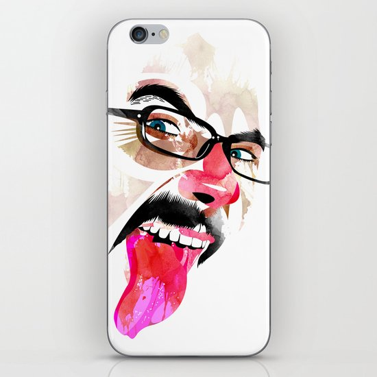 Lengua iPhone & iPod Skin
