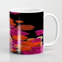 roses Mugs featuring roses by Marcella Wylie