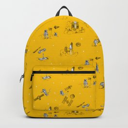 The Space Race Backpack