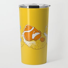 Feeling like sushi :) Travel Mug