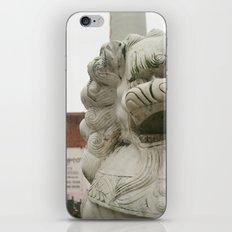 Guardian Lion iPhone Skin