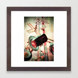 Crossings 2.0 Framed Art Print