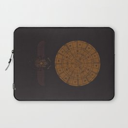 Sacred Sun Laptop Sleeve