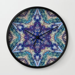 The City of Jerusalem, Israel Wall Clock