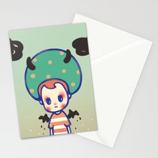 i need some courage Stationery Cards
