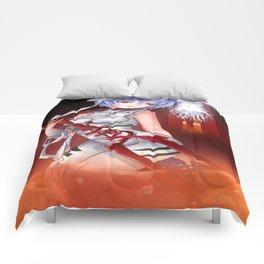 Rei Ayanami Comforters
