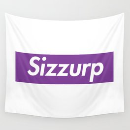 Sizzurp Wall Tapestry