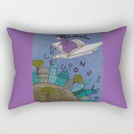 Read Rectangular Pillow