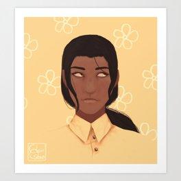 Blosssom Art Print