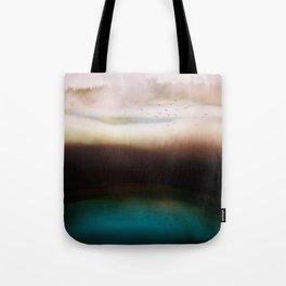Winters Dusk Tote Bag