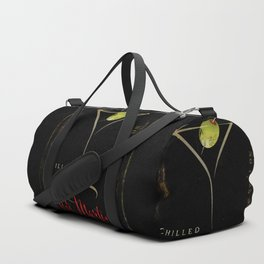 Olive Martini Duffle Bag