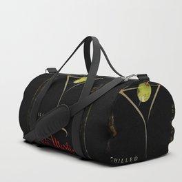 Olive Martini Duffle Bag