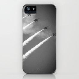 flight of angels iPhone Case