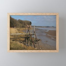 Lost in Lydney Harbour Framed Mini Art Print
