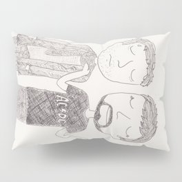dressing for the weather Pillow Sham