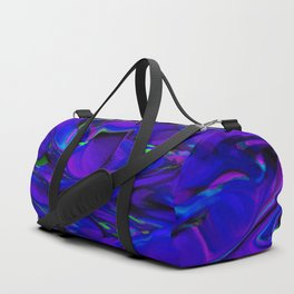 folded complexity 2 Duffle Bag