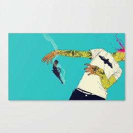 Roulette Canvas Print