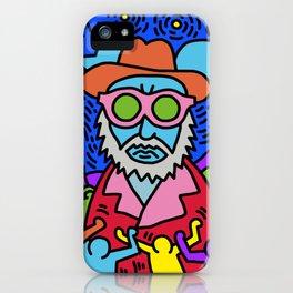 Vincent Mouse iPhone Case