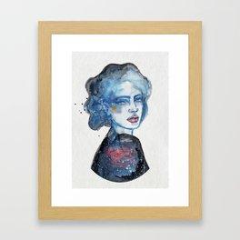 Celestia Framed Art Print