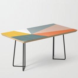 Modern Geometric 33 Coffee Table