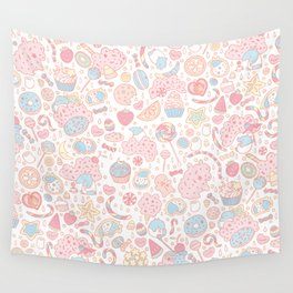 Dreamy Sweets Wall Tapestry