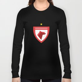 Dinamo Bucharest Icon Long Sleeve T-shirt